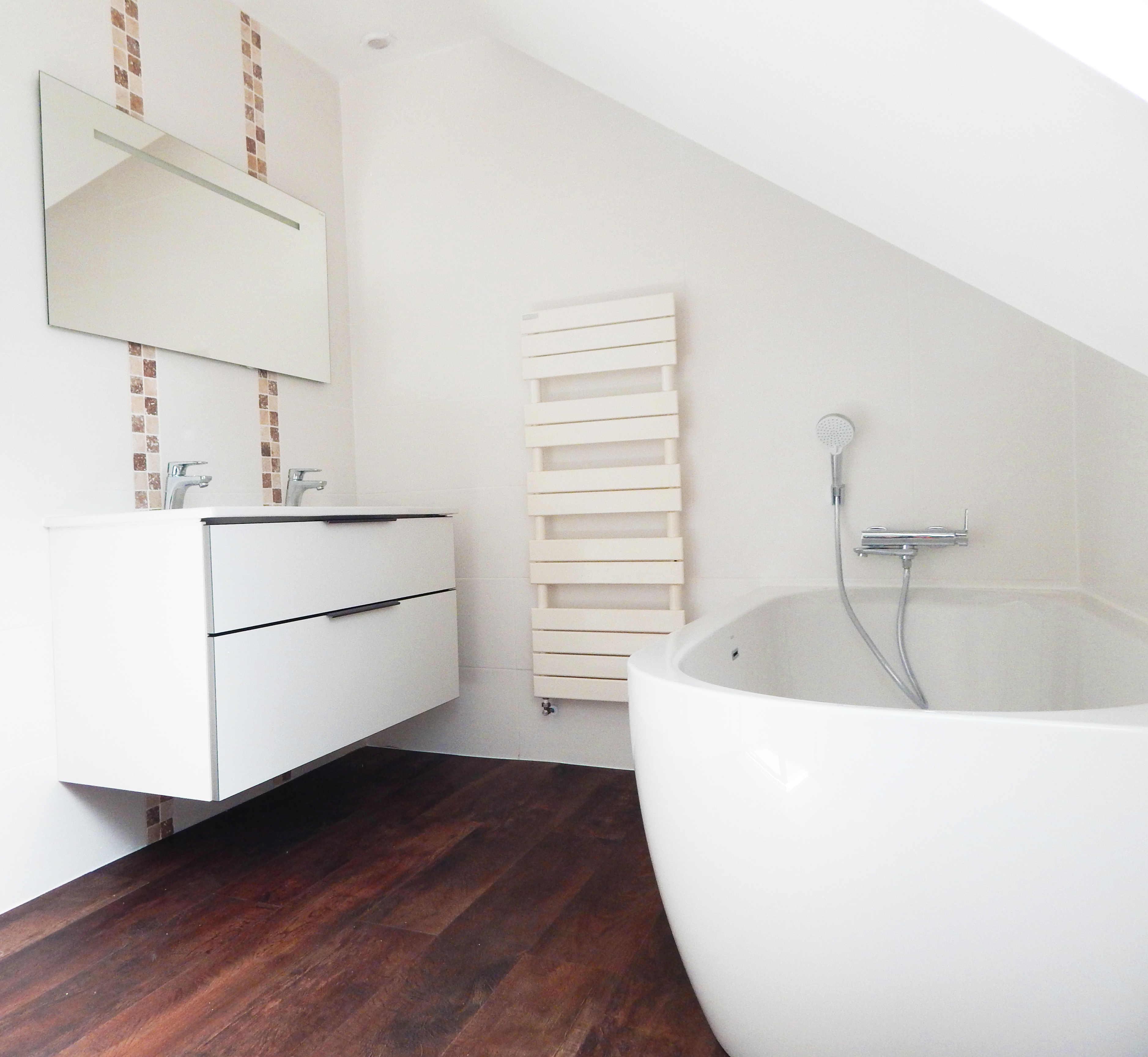 Rénovation d\'une salle de bain